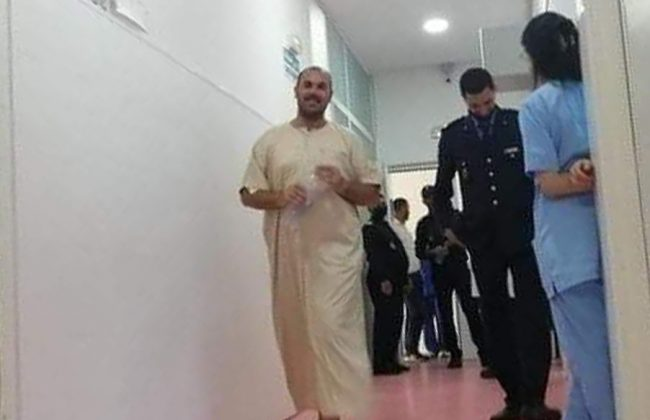 ابتدائية بطنجة تصدر حكمها في حق ملتقط صورة الزفزافي بالمستشفى.